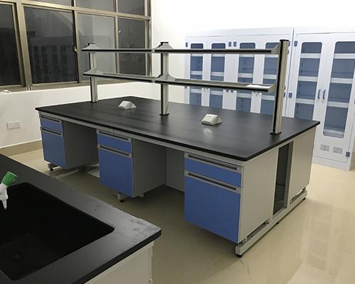 贵州钢木实验桌